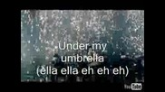 Rihanna - Umbrella Karaoke