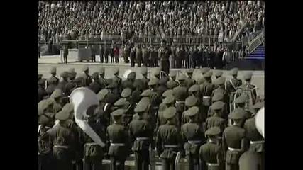Химн На Русия Изпян От Войните На Руската Федерация