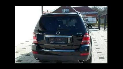 !Най - Готиният Джип Mercedes Benz GL klasse!
