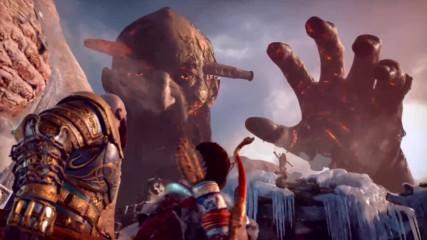 God of War Рунд 3 Краят на Играта