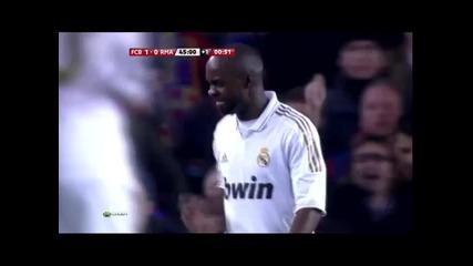 Съдията закла Реал Мадрид