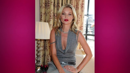 Kate Moss Escorted Off Plane for Being Disruptive