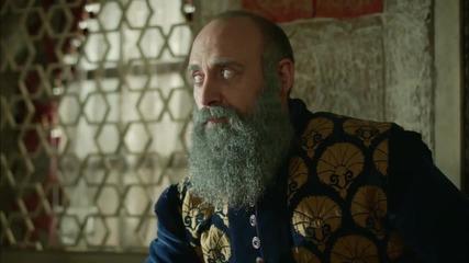 Великолепният век 131. епизод - Срещата на Дона Грасия Мендес и Султан Сюлейман - Бг. суб. - Hd