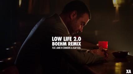 X Ambassadors ft. Jamie N Commons, A$ap Ferg - Low Life 2.0 ( Boehm Remix/audio )
