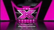 Diamond White продължава да изумява журито на The X Factor с гласа си!