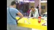 Big Brother 2012 - Импровизиран футбол