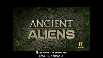 Ancient Aliens s06e02 The Crystal Skulls + Bg Sub