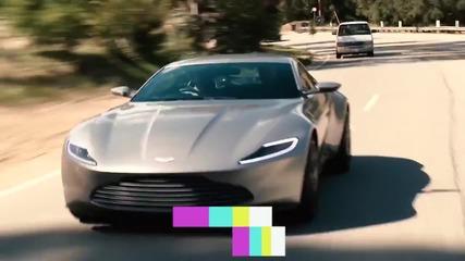7-те най-яки коли на агент 007! Колите на бъдещето!
