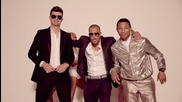 Robin Thicke ft. T. I. & Pharrell - Blurred Lines (official 2о13)