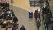 Flashmob Test - Кой ще хвърли боклука?