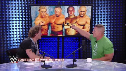 John Cena discusses his Ovw experience on 'live! with Chris Jericho' - Wwe Network