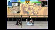 Naruto Mugen: Kin vs Sandaime