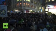 Germany: Antifa square off against LEGIDA in Leipzig