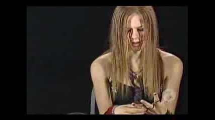 Weird Al Yankovic interviews Avril