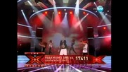 Най-добрия! X Factor: Jeason Brad Lewis - Wonderful life + Sweet Dreams