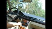 Flogger Mercedes W124 Diesel riding