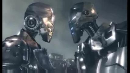 Tokio Hotel - Automatisch [ Текст и Превод ]
