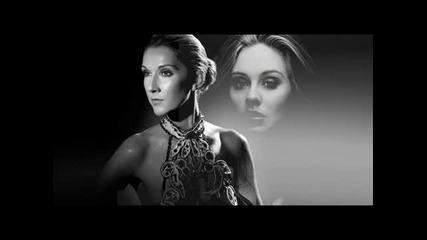 New!!! Celine Dion - Rolling In The Deep { Live In Las Vegas, June 9, 2012}