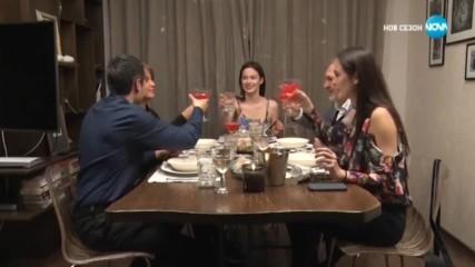 Ева Пармакова посреща гости - ''Черешката на тортата'' (19.06.2019)