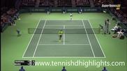 Stan Wawrinka vs Milos Raonic - Rotterdam 2015