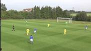 Ето така учат младите момчета в Англия да играят футбол!
