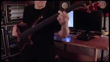 Cynic - Veil of Maya (bass playng with Sean Malone)