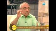 На кафе -проф.д-р Ашот Хачатрян - част 2 говори за алкалната (жива) вода