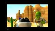 Атаката На Извънземното