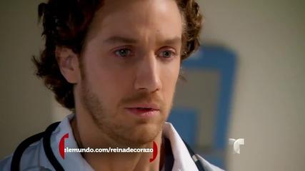 Reina de Corazones / Дама купа Епизод 2 Промо