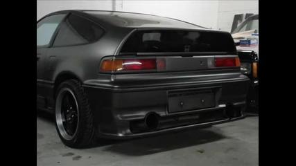 Honda crx ee8 project