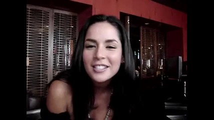 Интервю с Кармен Виялобос в Колумбия