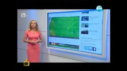 Ексклузивните новини по телевизиите - Господари на ефира (16.06.2014г.)