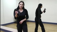 USA: Woman combines ninja skills and high heels to help fend off sex attackers
