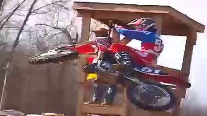 Motocross Honda Cr 125 Justin Barcia
