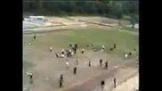 Hooligans Slovan & Brno vs. Trnava , Banik , Cheb( Fight)