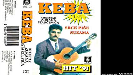 Keba - Juce je moglo biti sve - Audio 1991