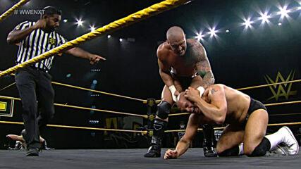 Karrion Kross w/Scarlett vs. Danny Burch: WWE NXT, Aug. 12, 2020