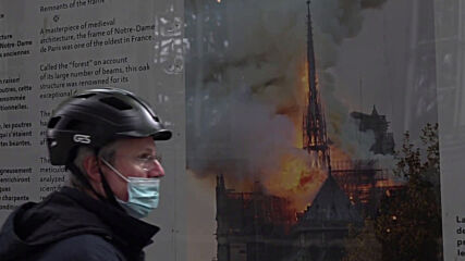 France: Restoration work ongoing at Notre Dame 2 years after devastating fire