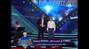 Калоян Вешков - Големите надежди 1/4-финал - 14.05.2014 г.