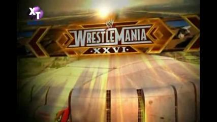 Batista vs John Cena on Wrestlemania
