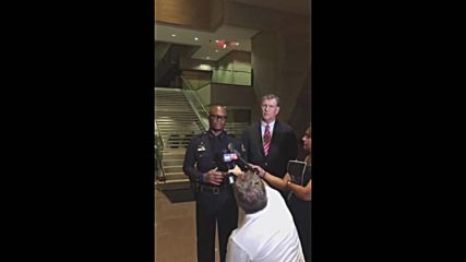 USA: Dallas Mayor and Police Chief hold presser on sniper shootings