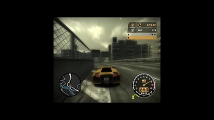 Need for Speed:most Wanted епизод 1