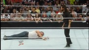 smackdown 20th june, 2014 dean ambrose vs kane with seth rollins on commentary