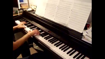 Metallica - The Day That Never Comes piano cover