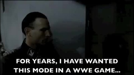 Wwe Smackdown vs Raw 2010 Parody Video - Hitlers mad about 10 scenes only with Caws