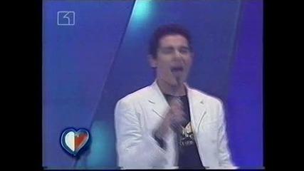 Fabrizio Faniello-i Do-полуфинал на българската евровизия-2006