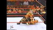 Raven vs. Spike Dudley - Wwe Heat 29.09.2002
