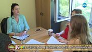 Психологът Ани Владимирова представя на зрителите свой пилотен проект за детските градини