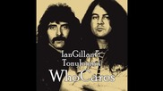 Whocares - Ian Gillan and Tony Iommi Cd 2 2012 full album