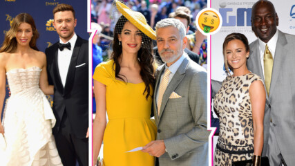 Джордж Клуни, Джъстин Тимбърлейк, Майкъл Джордън... най-скъпите сватби, които светът е виждал
